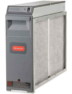 The Honeywell F300 Whole-House Electronic Air Cleaner